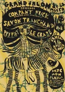 2012 - Grand Salon de la Micro-édition / Lyon - Savon Tranchand